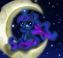 Moon Princess by Nuumia
