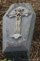 The Coffin by MySweetQueen-Dolls