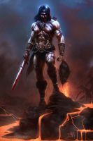 Conan by thomaswievegg