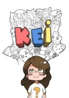 Doodle: KEI by ahwKEI