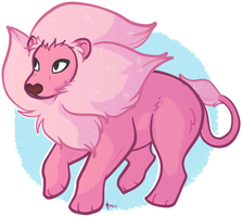 lion by stellified