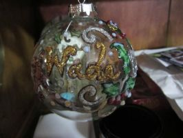 Wade Ornaments by MyThoughtsAreDeep