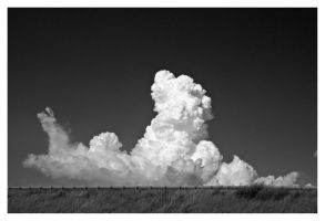 Cloud Explosion by Riffo
