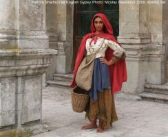 Gypsy Girl 14 by dg2001