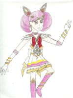 Sailor Mini Moon: YGO Style by Mew-Universe