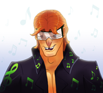 MusicMeister hear the heart beat by pink-ninja