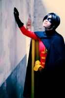 Tim Drake Cosplay 3 by gray0422