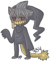 354 Banette by Mutationification