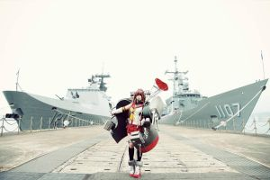 Kantai Collection - Battleship by rolan666