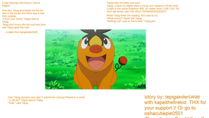 Story for Tepig by pikatheking025