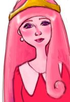 Princess Bubblegum by KaitoEinsam
