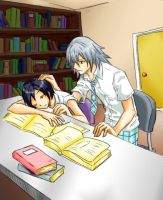 riku_xion_learning_colored by AiraNozomi
