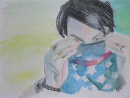 Frank Iero 3 by Chooz