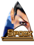 Spock Folder Icon by mylochka