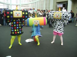 Katamari Damacy by Jagarnot