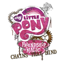 MLP:FiM Chains that Bind (logo) by Gioku