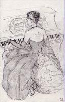 Pianist by HawkNelsonLuvrr