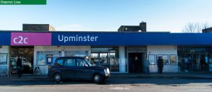 Upminster by TPJerematic