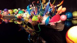 Chihuly Garden and Glass Exhibit by systemicentropy