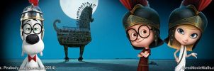 Mr peabody and sherman d01 by BestMovieWalls