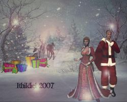 Christmas secrets by Ithildiel