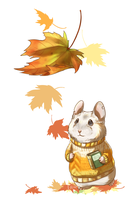 Autumn Colors by Pawlove-Arts