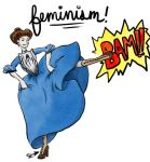 feminism by theblamelessflame