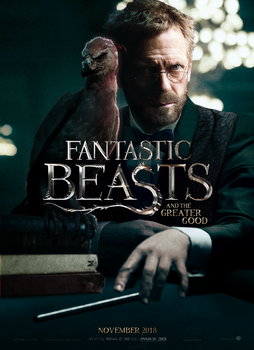 Fantastic Beasts and the Greater Good by hobo95
