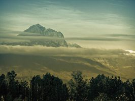 Mountains in Angostura 2 by REGGDIS