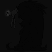 Eyeless boy concept 1 by eco226