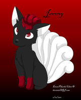 Jammy The Vulpix Request For Unovarising by EeveePikachuChan