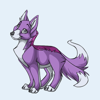 ToxicWolf by Deathkidsouleater94