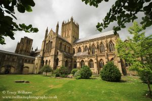 Wells Cathedral 2 by twilliamsphotography