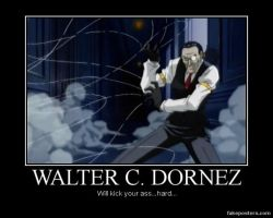 Walter C. Dornez by Wolfprincess87
