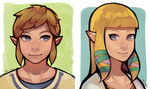 LoZ Skyward Sword by IDK-kun