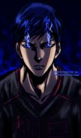 Kuroko no Basket 152: Aomine's true form by AR-UA