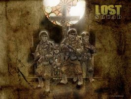 Lost Squad wallpaper 01 by alanrobinson