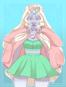 opal! by kyoukorpse