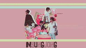 ComeBack! MyungJong { Infinite } by knockingoout