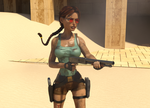 Classic Raider 46 by tombraider4ever