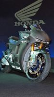 Honda RC213V-S by in-my-viewfinder