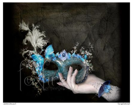 Forget Me Not by Foxfires