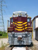Ohio Central GP7 by LDLAWRENCE