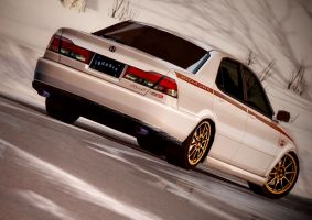 Honda Accord Euro R by JGDA9RS