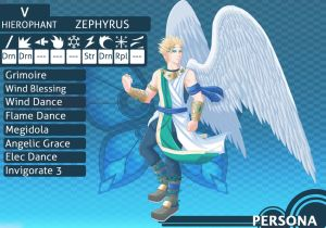 MM: Custom Zephyrus