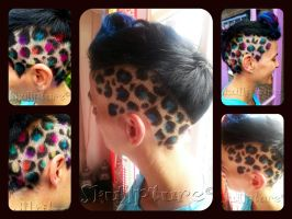 Print your hair by AngeLee-Loo