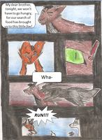 Foxes Among Wolves Chapter 1 Part 5 by thedoomedkitteh