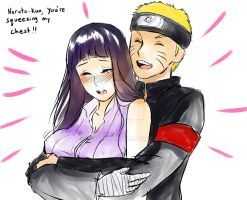 Naruhina glomp by shelly-14