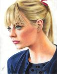 Gwen Stacy by Abrem008