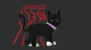 Meh Scourge 2 by FoxfaceLovegood